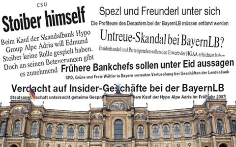 """""""Die Schlagzeilen der letzten Tage"""""""