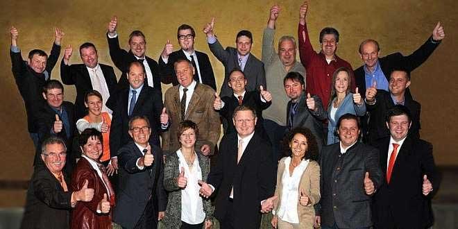Stadtrat wir kommen. Die 24 Kandidaten der Freien Wähler Geisenfeld