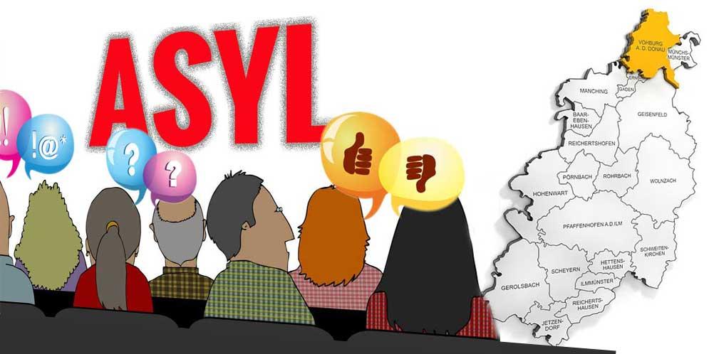 Asyl-Bürgerversammlung nun auch in Vohburg