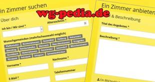 wg-pedia, die neue Wohnraumvermittlung im Landkreis Pfaffenhofen